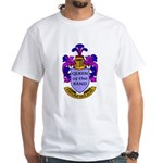 Drum Major - Queen of the Ban White T-Shirt