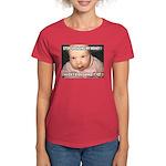 Angry Baby Women's Dark T-Shirt