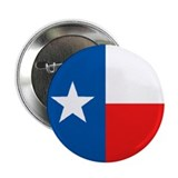 "Flag of Texas 2.25"" Button"