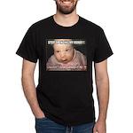 Angry Baby Dark T-Shirt