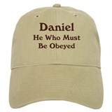 Personalized Daniel Baseball Cap