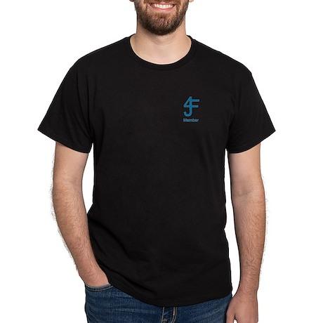 Just 4 Fun Black T-Shirt