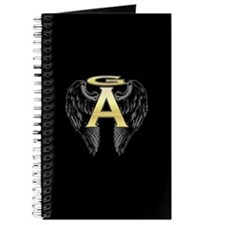 Gabriel Angel Design Archangel Wings Logo Journal