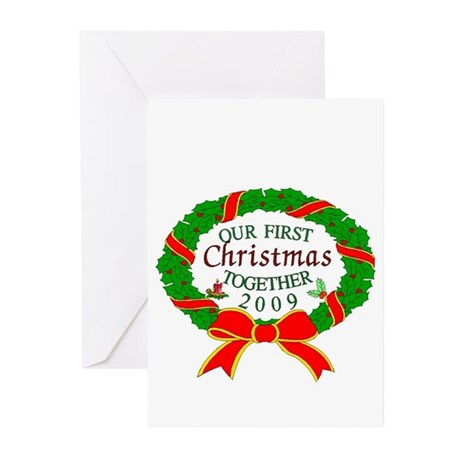 Christmas gifts gt christmas greeting cards gt first christmas together