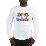 Deaf Pride Pastel Long Sleeve T-Shirt