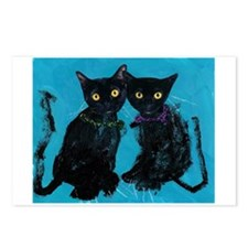 Kitties Postcards (Package of 8)