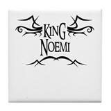 King Noemi Tile Coaster