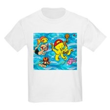 The Calamari Kid T-Shirt