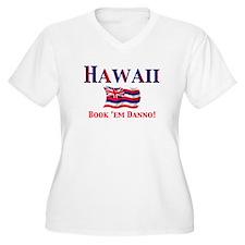 Hawaii Book 'Em T-Shirt