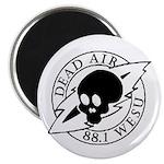 DEAD AIR Magnet