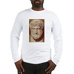 Greek Philosophers: Aristotle Long Sleeve T-Shirt