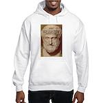 Greek Philosophers: Aristotle Hooded Sweatshirt