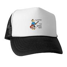 Slappin' the Bass Trucker Hat