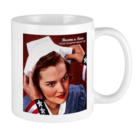 Become a Nurse Mug