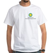 Zoological Park White T-Shirt