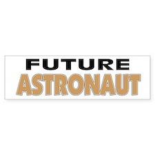 Future Astronaut Bumper Bumper Sticker