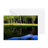Lake Reflection Greeting Cards (Pk of 10)