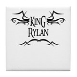 King Rylan Tile Coaster