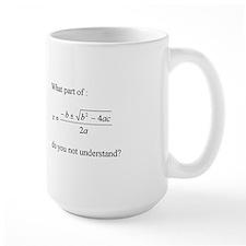 quadratic Mugs