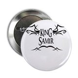King Samir 2.25 Button