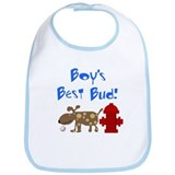 Boy's Best Bud Bib