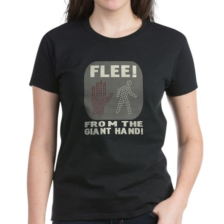 FLEE! Women's Dark T-Shirt