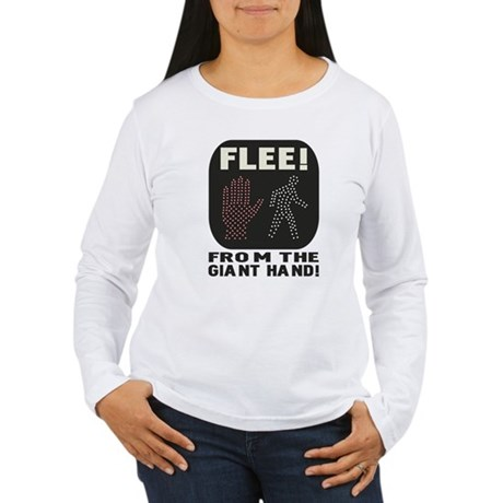FLEE! Women's Long Sleeve T-Shirt