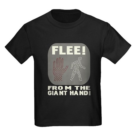 FLEE! Kids Dark T-Shirt