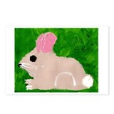 Mr. Bunny Postcards (Package of 8)