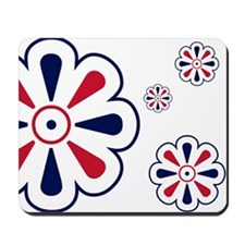 Independence Flower Mousepad