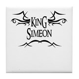 King Simeon Tile Coaster