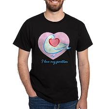I Love My Partner T-Shirt