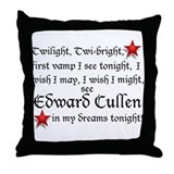 Cute Aro Throw Pillow