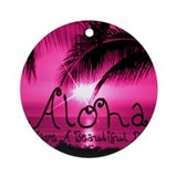 Hawaiian Ornament (Round)