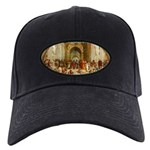 Raphael School of Athens Black Cap