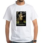 Confucius White T-Shirt
