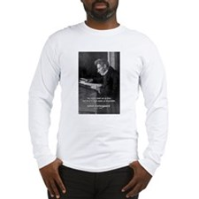 Truth Existentialist Kierkegaard Long Sleeve T-Shi