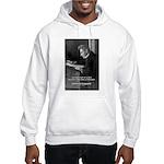 Truth Existentialist Kierkegaard Hooded Sweatshirt