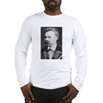 Nietzsche: Live Dangerously Long Sleeve T-Shirt