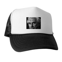Bertrand Russell Trucker Hat