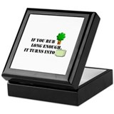 Rub Tree Keepsake Box