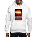 Atomic Bomb: Oppenheimer Hooded Sweatshirt