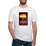 Atomic Bomb: Oppenheimer Fitted T-Shirt