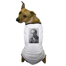 Quantum Physics: Niels Bohr Dog T-Shirt