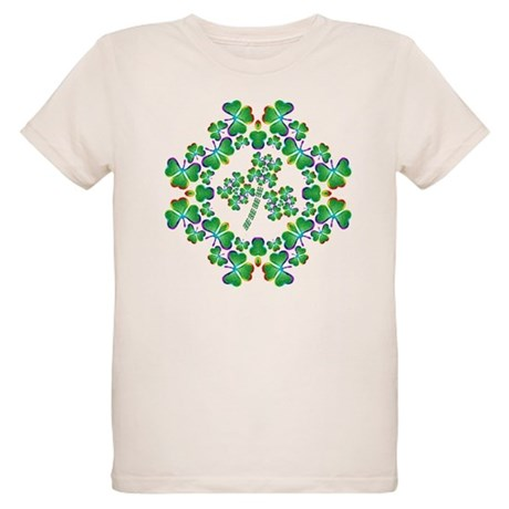 Shamrock Dream Organic Kids T-Shirt