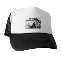 Mathematics: Blaise Pascal Trucker Hat