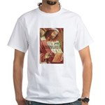 Euclid: Math and Philosophy White T-Shirt