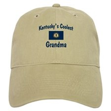 Coolest Kentucky Grandma Baseball Cap