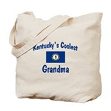 Coolest Kentucky Grandma Tote Bag