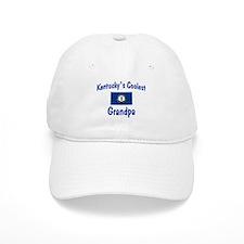 Coolest Kentucky Grandpa Baseball Cap